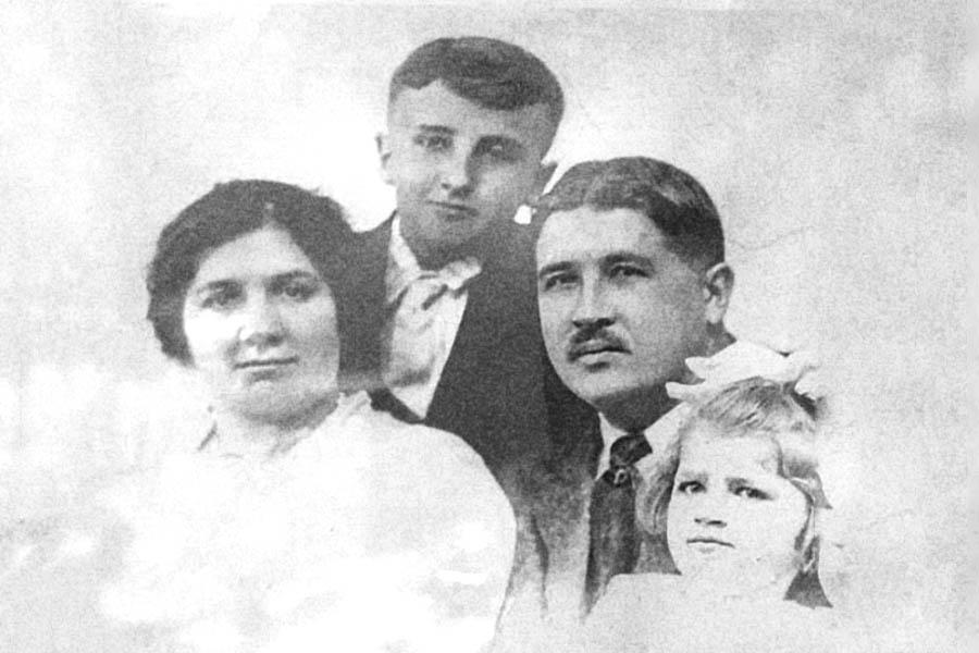Mildred und Naďja Dobiáš