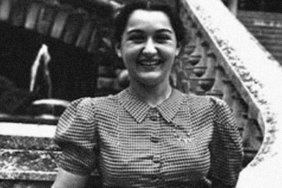 Olga Hornickova – Novakova