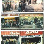 Uvítání Pleška bývalými zaměstnanci při cestě po Indii