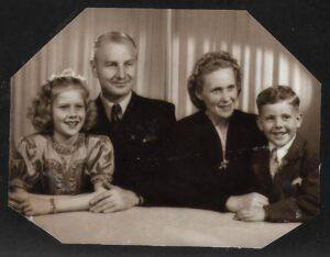 rodina Pleškových