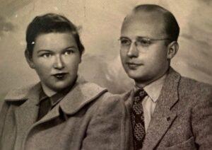 rodiče Jirouskovi