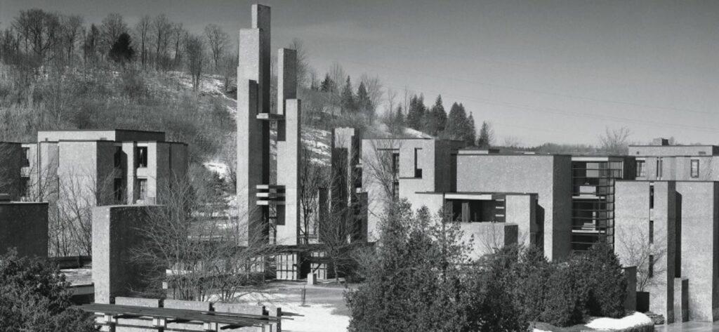 kampus Trent University